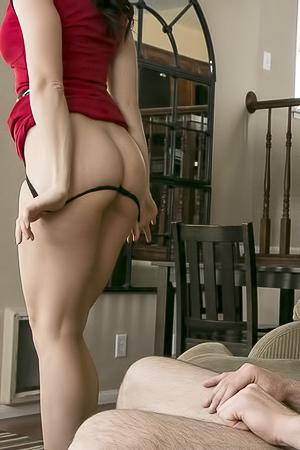 Chanel Preston wants more cum