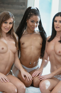 India Summer, Kira Noir And Paige Owens