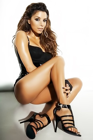 Famous and super sexy Eva Longoria