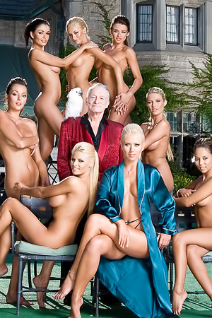 Collection of goddess playmates