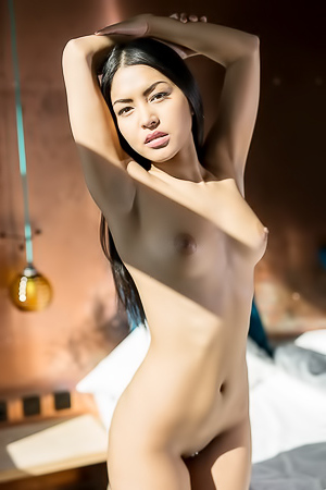 Naked Exotic Playmate Chloe Rose