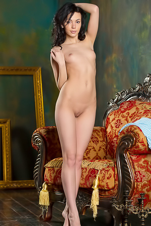 Young Nude Model Joanna