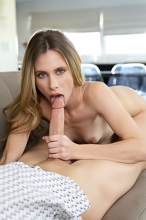 Anya Olsen Spreads Herself Wide Open For Hard Cock