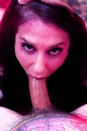 Joanna Angel Squats On Big Cock