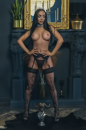 Big Boobs Maid Yana